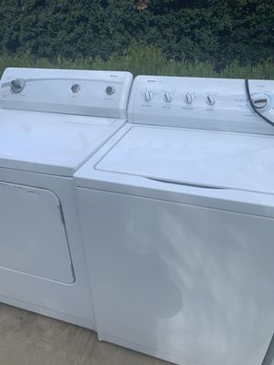 Kenmore washer and gas dryer for Sale in Perris, CA