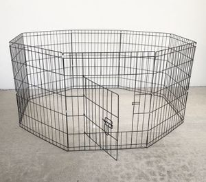 """🐶30"""" Tall 8 panel Pet Dog Play Pen Puppy Fence 🐶 for Sale in Pomona, CA"""