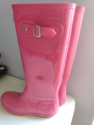 SEVEN7 NAME BRAND WOMENS RAIN BOOTS for Sale in Fullerton, CA