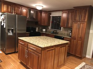 Kitchen cabinet and granite countertops for Sale in LUTHVLE TIMON, MD