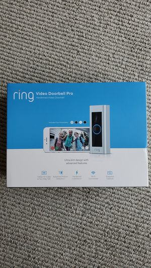 Ring Video Doorbell Pro for Sale in Seattle, WA