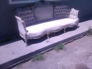 Antique rococo furniture from the 1900s see pictures for Sale in North Las Vegas, NV