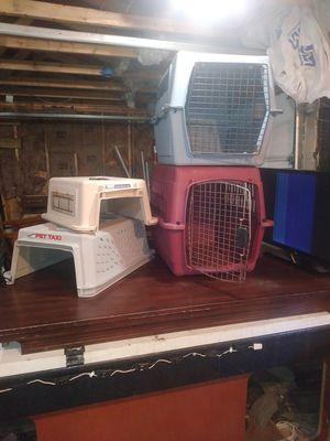 Pet crates for Sale in Wichita, KS