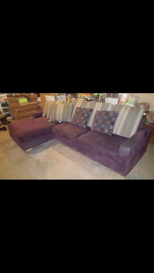 Beautiful Couch with Chase for Sale in Anchorage, AK