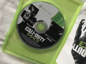 Xbox 360 Call of Duty MW3 for Sale in San Diego, CA