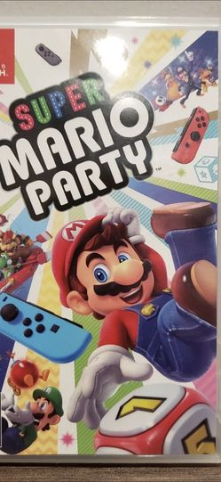 Super Mario Party Brand New for Sale in South Elgin,  IL