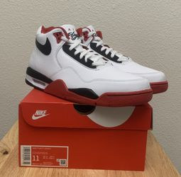 """Nike Flight Legacy """"Chicago Bulls Away Game"""" Size 11 for Sale in La Puente,  CA"""