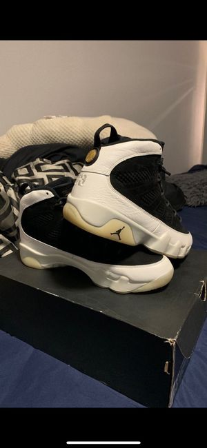 Jordan 9 retros for Sale in Mesquite, TX