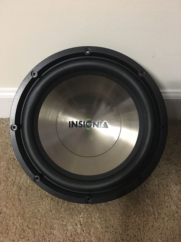 """NEW Two 12"""" Subs and Amplifier Kit"""