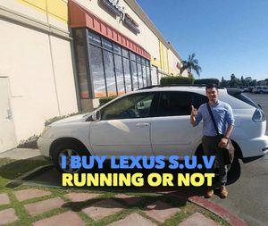 Lexus. SUV for Sale in San Francisco, CA
