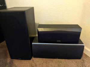 Studio Speakers w/subwoofer for Sale in Stanton, ND