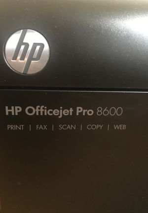 HP Officejet Pro 8600 for Sale in Acton, MA