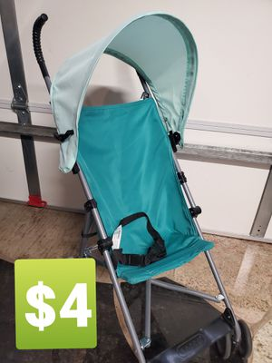 COSCO BOY/GIRL STROLLER $4 for Sale in Corona, CA