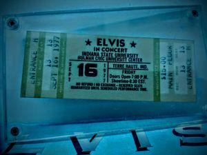 Elvis concert ticket for Sale in Stuart, FL