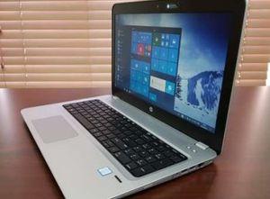 HP ProBook 450 G4 windows 10 laptop for Sale in Philadelphia, PA
