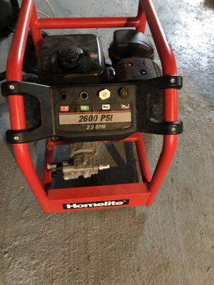 Pressure washer for Sale in East Cleveland, OH