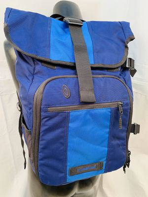 Timbuk2 Espionage Blue Camera Pack for Sale in Fresno, CA