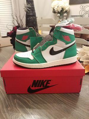 Lucky Green Nike Air Jordan 1 High 9.5W for Sale in Woodstock, GA