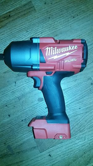 "Milwaukee 1/2"" high torque impact for Sale in Bostonia, CA"