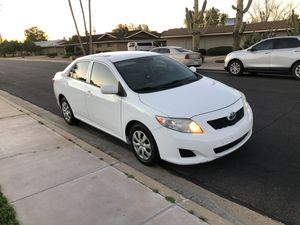 2009 Toyota Corolla 155k miles Clean title for Sale in Mesa, AZ