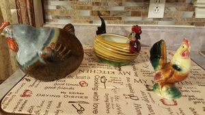 Fancy chickens and one rooster for Sale in Harrisonburg, VA