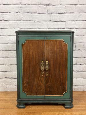 Antique Liquor Cabinet for Sale in Alexandria, VA