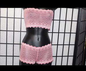 Lace Tube Top/ Boyshort Lingerie Set for Sale in Decatur, GA