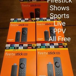 FIRESTICK LITE LOADED for Sale in Des Plaines, IL