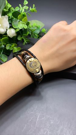12 Constellations Multilayer Leather Bracelet, Pisces for Sale in Los Angeles,  CA