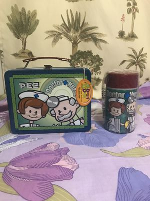 NWT Doctors + Nurse lunch box thermo set edition 2002 for Sale in Havelock, NC