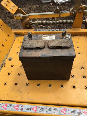 Lawn Mower Battery for Sale in Portsmouth, VA