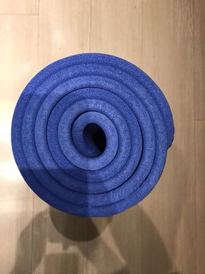 Brand new thick yoga mat for Sale in Seattle, WA