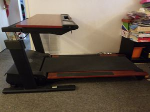 NordicTrack My Fit Desk Treadmill Desktop Foldable for Sale in Beverly Hills, CA