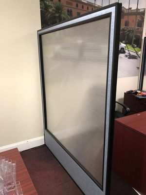 Office space dividers like new (Davie) for Sale in Southwest Ranches, FL