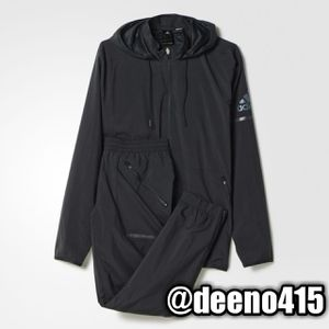 Adidas Daybreaker TrackSuit (2-Piece) sz L for Sale in San Francisco, CA