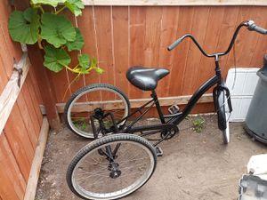 Schwinn 3 speed cruiser tricycle for Sale in Grover Beach, CA