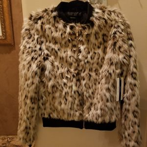 Forever 21 Cheetah Print Jacket for Sale in Scottsdale, AZ