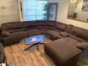 Large customizable couch for Sale in Austin, TX