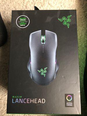 Razer Lancehead wireless mouse for Sale in Oakland, CA