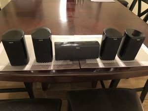 Klipsch hd600 surround speakers for Sale in Holiday, FL