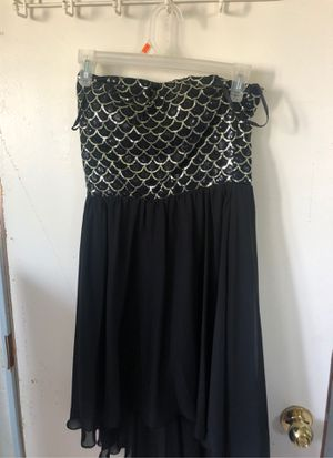 Black and Gold Homecoming/Prom Dress for Sale in Fountain Valley, CA
