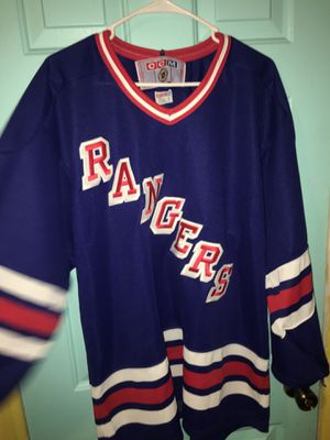 Rangers hockey jersey for Sale in Stockton, CA