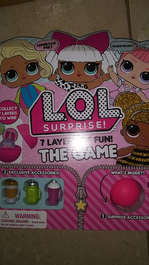 LOL Surprise The Game for Sale in Bonita, CA