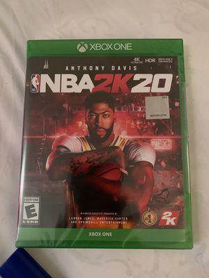 2k20 for Xbox one for Sale in Philadelphia, PA