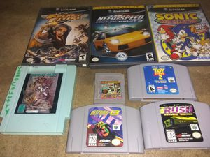 Game bundle for Sale in Fontana, CA
