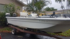 boat and trailer pls. make me an offer for Sale in Sunrise, FL