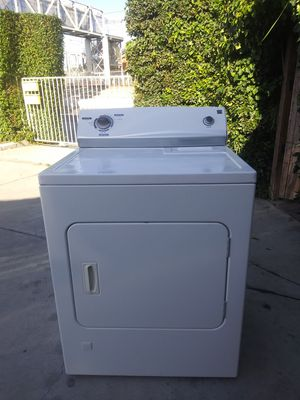 Sami New Kenmore gas dryer only two and a half years old great condition for Sale in Carson, CA
