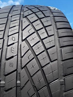 255/45-20 #2 tires for Sale in Alexandria, VA
