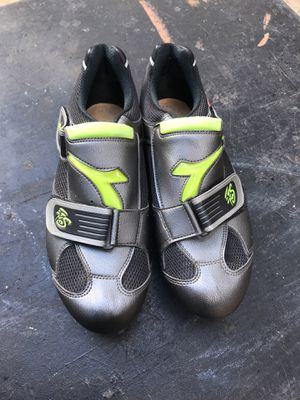 Women's Diadora ethos roadbike shoes size 8.5 for Sale in Bend, OR