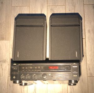Bose and JVC Sound System for Sale in Brooklyn, NY